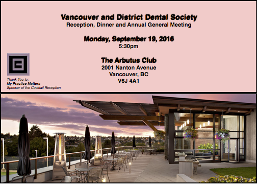 Annual General Meeting - Monday September 19th