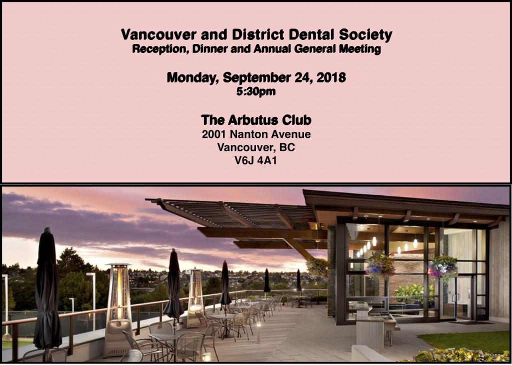VDDS 2018 Annual General Meeting