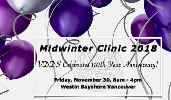 VDDS Midwinter Clinic 2018!