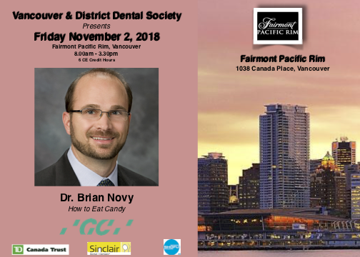 VDDS Lecture with Dr. Brian Novy