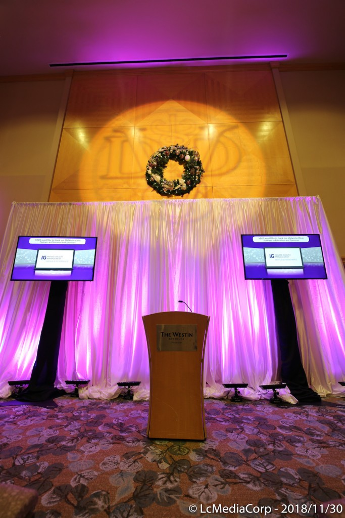 Midwinter Clinic 2018 Foyer Stage